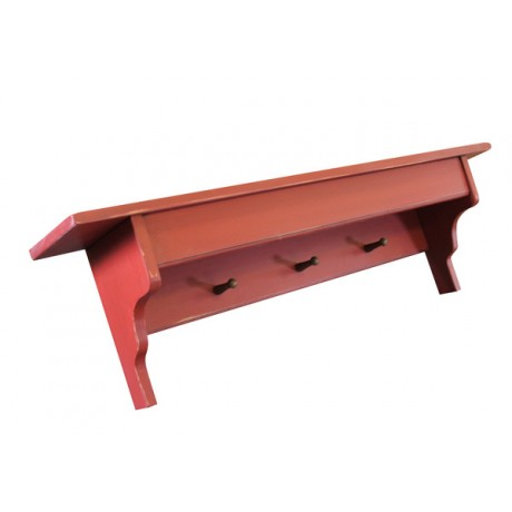 Slate Creek Peg Shelf