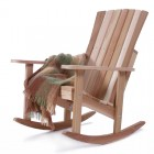 Athena Outdoor Rocking Chair - Ready to Ship
