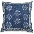 Blue Bell Throw Pillow (Filler Included)