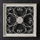 Cottage Architectural Wall Decor