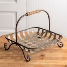 Edison Basket Tray
