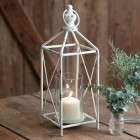 Farmhouse Candle Lantern