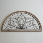 French Country Architectural Wall Decor