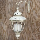 Georgetowne Wall-Mount Candle Lantern