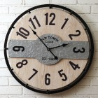 Old Town Over-Sized Wall Clock