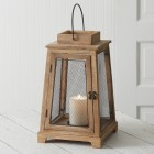 Sandalwood Candle Lantern