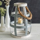 Seaside Candle Lantern
