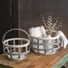 Seaside Storage Baskets - Set of 2