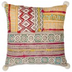 Sophia Hand Woven Throw Pillow (Filler Included)