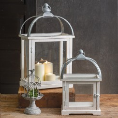 St. Claire Candle Lanterns - Set of 2