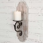 Woodford Wall-Mount Candle Holder