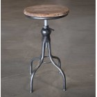 Wooden Top Stool - Ready to Ship