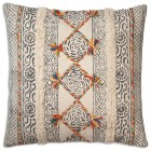 Yasmin Hand Woven Throw Pillow (Filler Included)