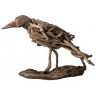 Bird Driftwood Sculpture