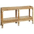 Elements Rattan Console - Ready to Ship