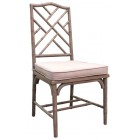 Lakeland Side Chair with Cushion - Ready to Ship