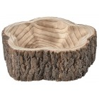 Natural Bark Bowl