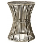 Summerland Rattan Accent Table - Ready to Ship