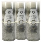 Lily Bouquet Scented Candles - Set of 3