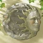 Celestial Outdoor Wall Plaque
