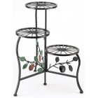 3-Tier Apple Harvest Plant Stand - Ready to Ship