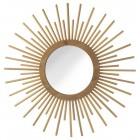 Nila Sunburst Wall Mirror