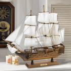 HMS Victory Wooden Model Ship