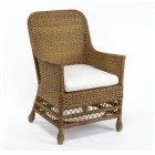 Catalina Armchair With Cushion - Custom Made