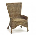 Cottage Side Chair With Cushion - Custom Made