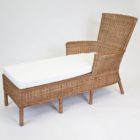 Boca Chaise Lounge With Cushion - Custom Made