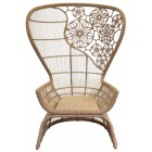 Zoe Queen Outdoor Chair - Custom Made