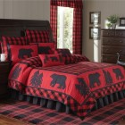 Buffalo Check 3-Piece Quilt Set