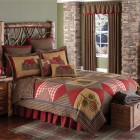Cabin 3-Piece Quilt Set