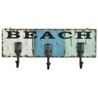 Beach Hook Rack