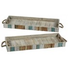 Carril Trays - Pair