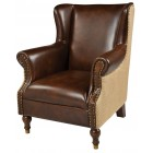 Cesar Wingback Chair - Ready to Ship