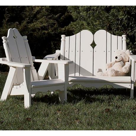 Nantucket Kid 39 S Adirondack Chair Custom Made