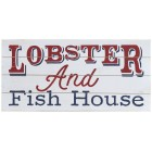 Lobster & Fish House Wall Sign